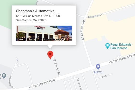 Chapman's Map